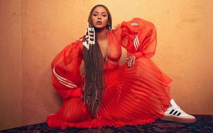 Imagens da nova coleção de Beyoncé com a Adidas caem na web - e internautas ficam apaixonados!