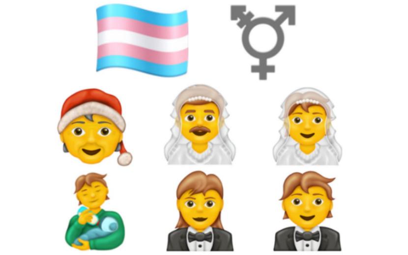 Emojis genderless chegam em 2020