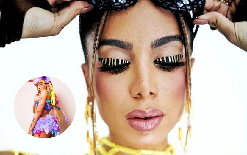 Anitta canta Pabllo Vittar no Carnaval e declara paz no mundo pop