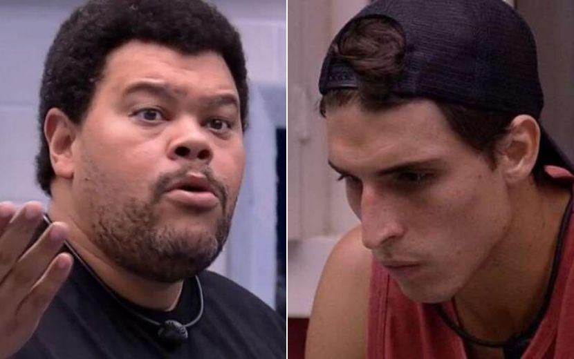 """BBB 20: Babu e Prior pretendem deixar brothers sem comida: """"Quero que se dane"""""""