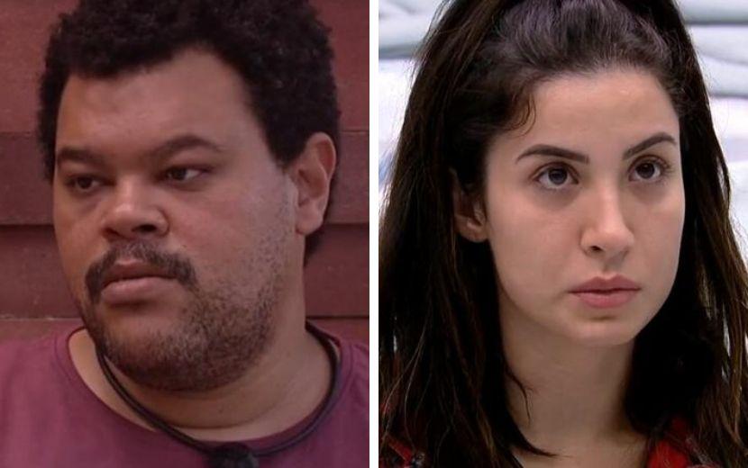 BBB 20: você não vai acreditar no motivo da nova treta de Babu e Boca Rosa