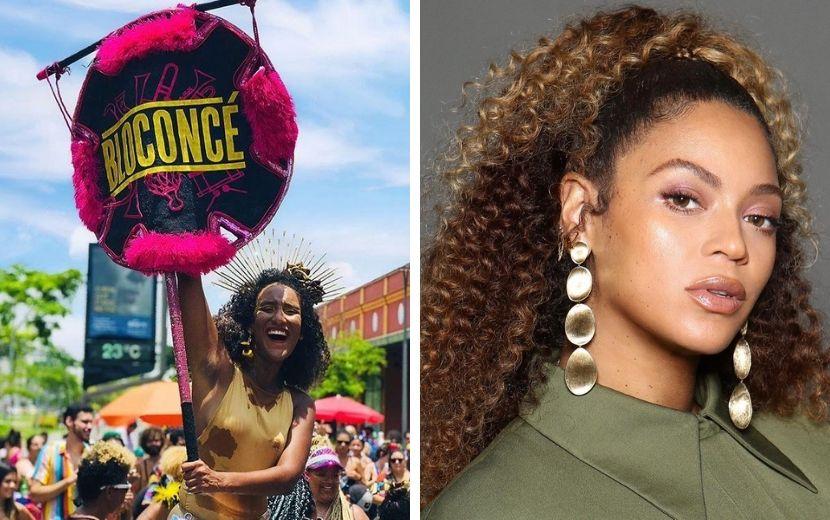 Carnaval: Existe um bloquinho 100% feminino - e é dedicado à Beyoncé!