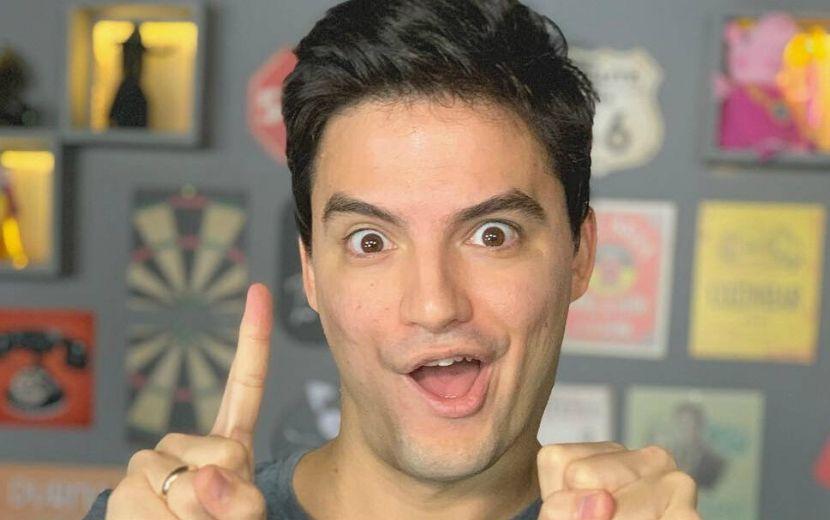 Felipe Neto confessa que gostaria de participar do BBB20, mas faz mistério!