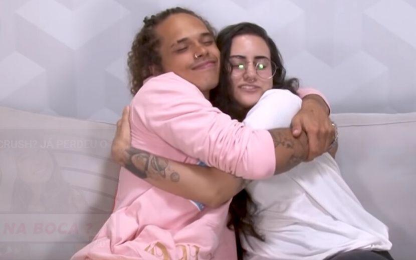 Vídeo: Vitão e Day são amigos de verdade?