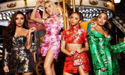 Anos 80? Little Mix exibe looks do clipe de Break Up Song e nós estamos apaixonadas!