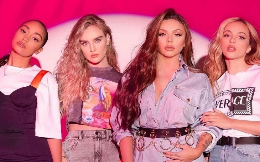 """Mais pop e divertido"", diz Jade sobre o sexto álbum do Little Mix!"