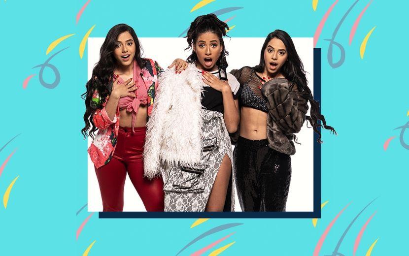 Pego, Penso ou Passo com MC Loma e as Gêmeas Lacração!