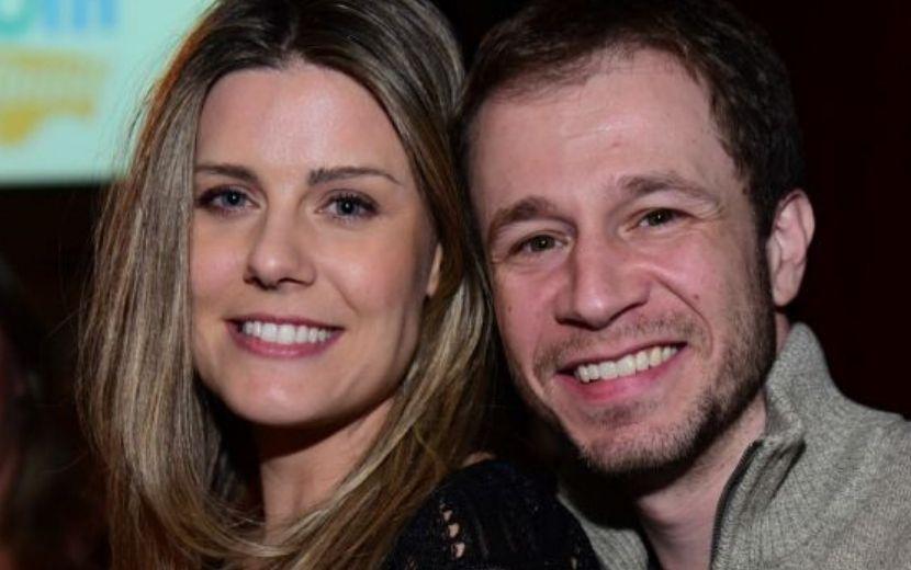 Nasceu! Daiana Garbin, esposa de Tiago Leifert, dá à luz sua primeira filha!
