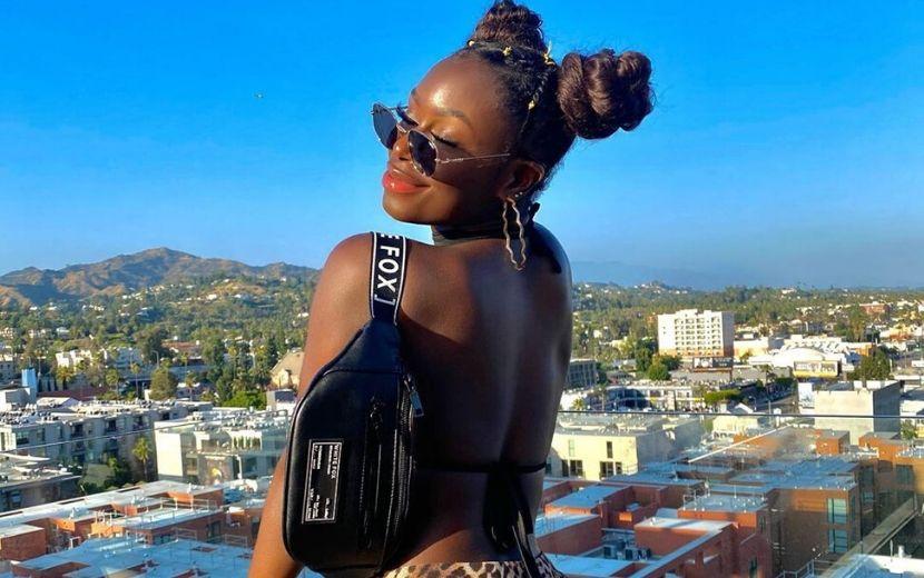 """Diarra Sylla faz cover de """"Dona de Mim"""", da IZA - e estamos chocadas!"""