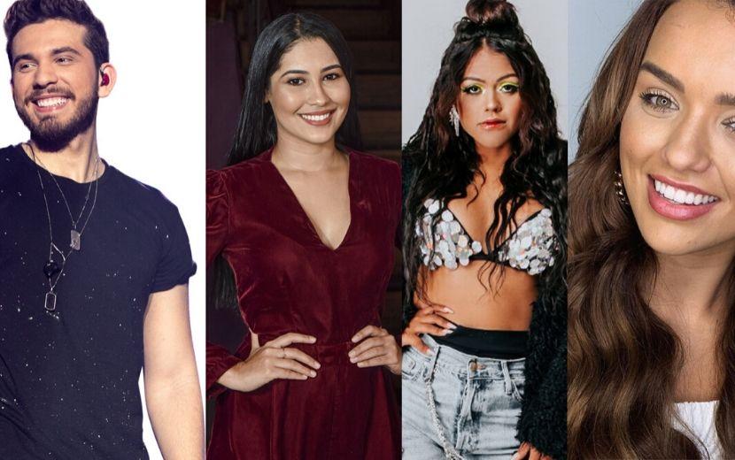 Gustavo Mioto fará live beneficente ao lado de Thaynara OG, Rafa Kalimann e Camila Loures