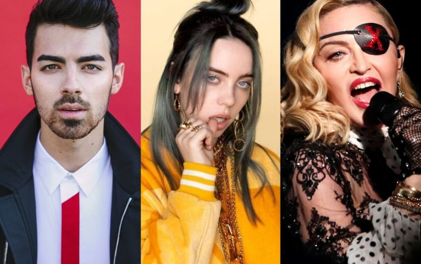 Black Lives Matter: Billie Eilish, Joe Jonas e Madonna se juntam aos protestos antirracistas