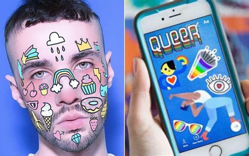 Designer preferido das celebridades LGBTQI+ revela como o Instagram pode ajudar na luta contra o preconceito