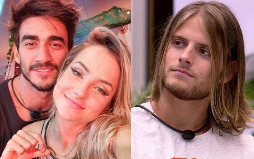 Ex-BBBs Gabi Martins, Gui Napolitano e Daniel formam equipe em programa de TV
