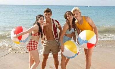 "Elenco de ""Teen Beach Movie"" se reúne para recriar cena icônica do filme!"