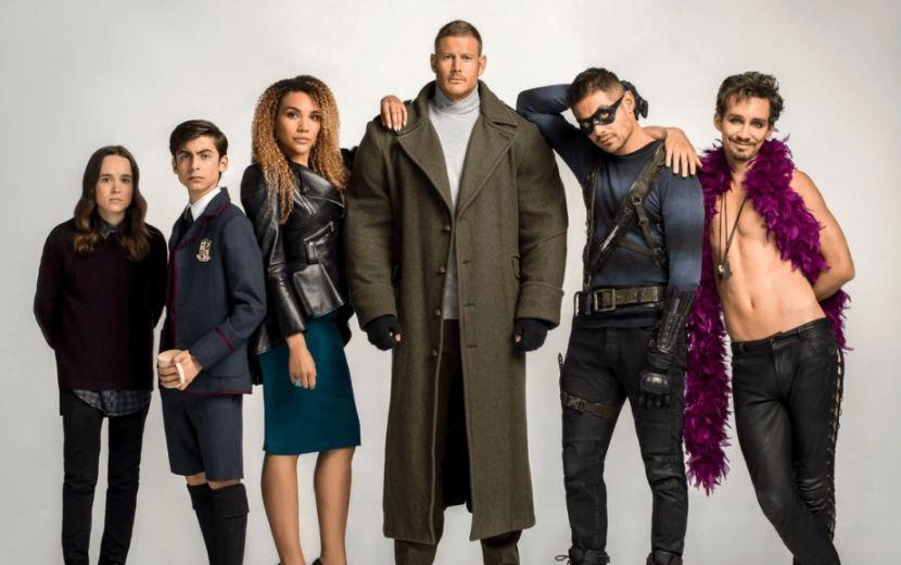 The Umbrella Academy: Netflix une irmãos Hargreeves em novo pôster da 2ª temporada