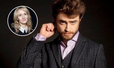 Após polêmicas, Daniel Radcliffe dá pisão em J.K. Rowling e pede desculpas aos fãs de Harry Potter