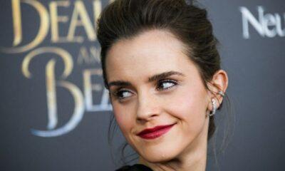 """Emma Watson é cancelada após aderir ao Blackout Tuesday e fãs se revoltam: """"Militou errado"""""""