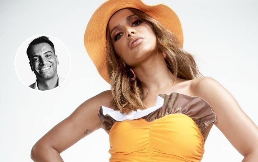 """Após exposed de Ludmilla, Leo Dias pede declaração de Anitta e provoca: """"Você sabe do que estou falando"""""""