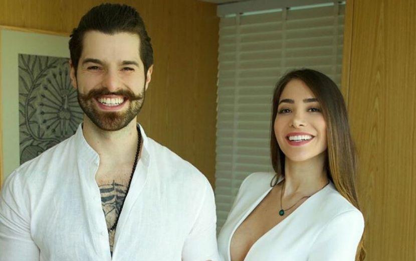 """Alok e Romana Novais anunciam gravidez do segundo filho: """"Resultado da quarentena!"""""""