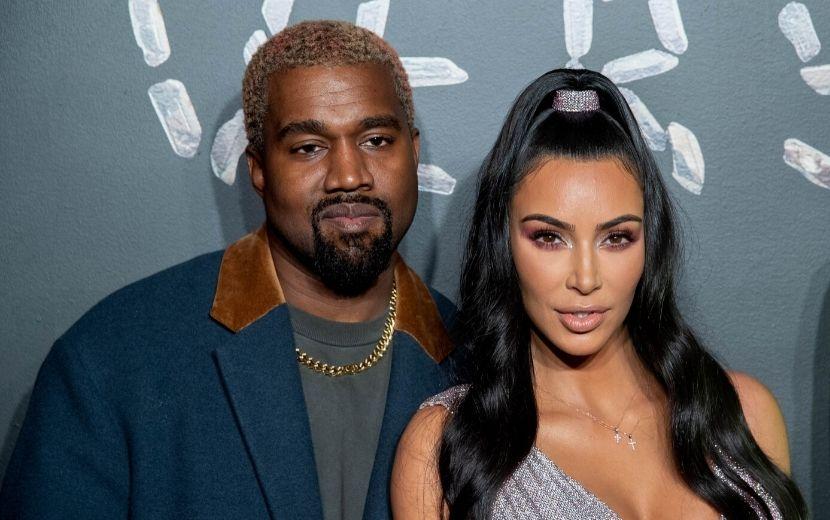 Papelada do divórcio de Kim Kardashian e Kanye West já está pronta, afirma jornal