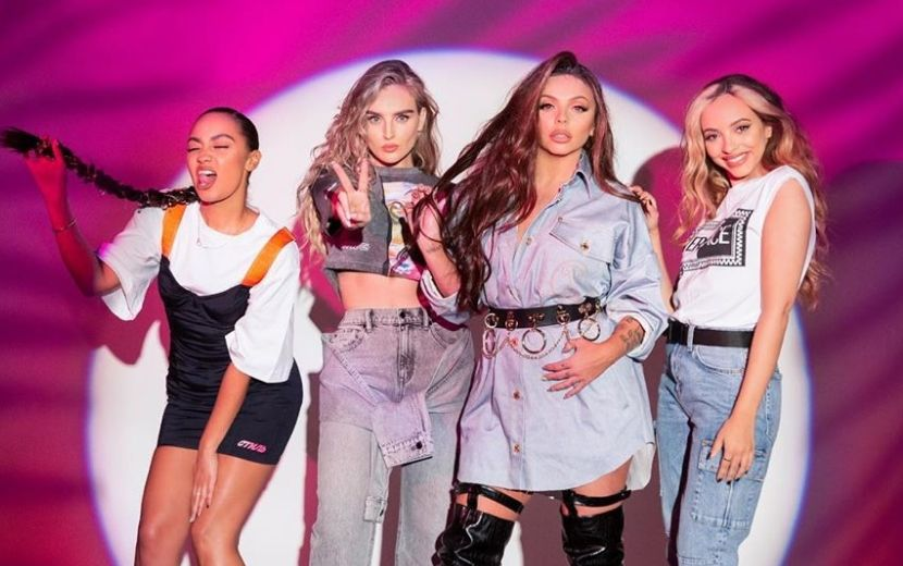 Little Mix compartilha mais dicas misteriosas sobre o novo single