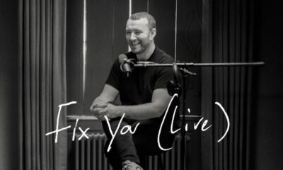 "Sam Smith faz cover emocionante da música ""Fix You"", do Coldplay; vem ouvir!"