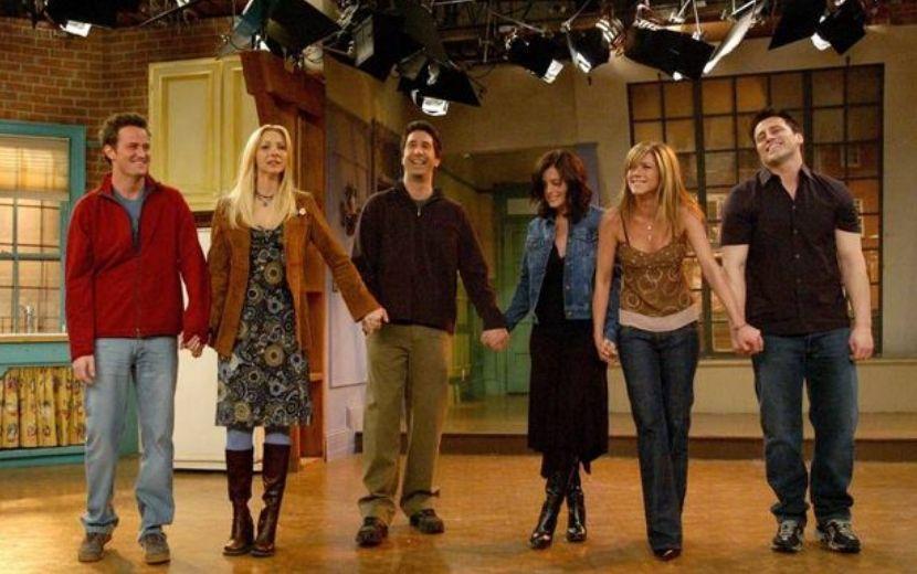 """""""Friends"""": especial deve ser filmado em breve sem plateia presente"""