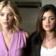 "Lucy Hale compartilha foto antiga com Ashley Benson nos bastidores de ""Pretty Little Liars"""