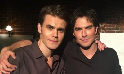 Paul Wesley e Ian Somerhalder respondem fã emocionada com final de The Vampire Diaries