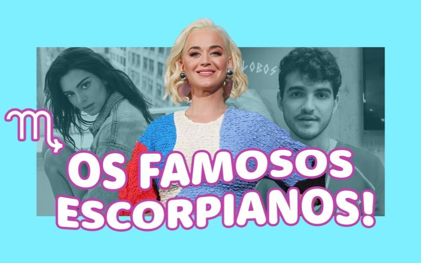 Katy Perry, Kendall Jenner e mais: os famosos do signo de Escorpião