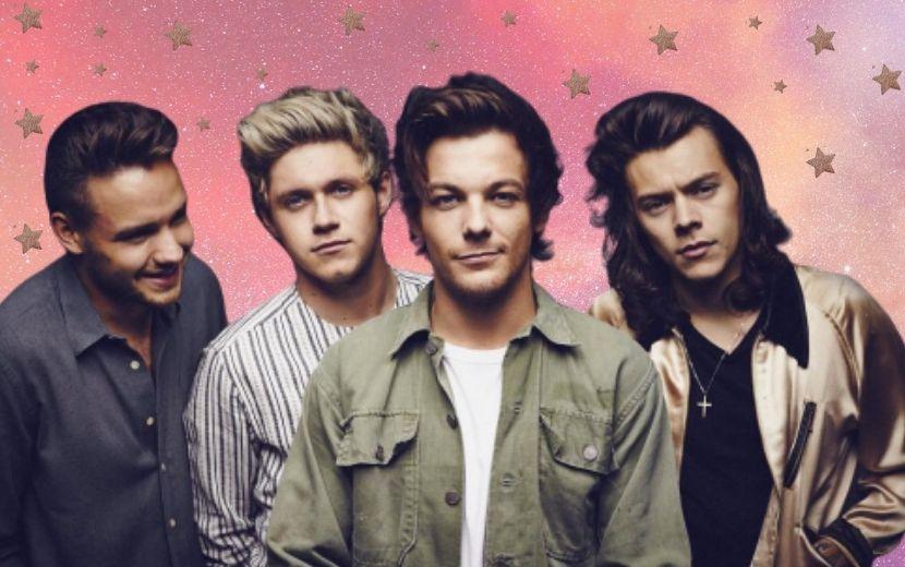 Fãs pedem para James Corden reunir os meninos da One Direction e apresentador faz surpresa nostálgica - veja!