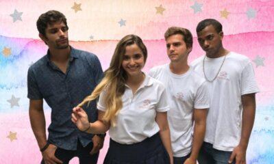 """CRUSH!"", websérie musical adolescente, aborda temas pertinentes e promete movimentar o universo teen"