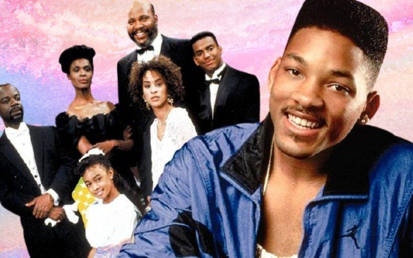 """Will Smith se reúne com elenco e faz tour pela mansão de """"Um Maluco no Pedaço"""" - assista!"""
