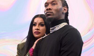 Cardi B entra com pedido de divórcio do rapper Offset - entenda o motivo