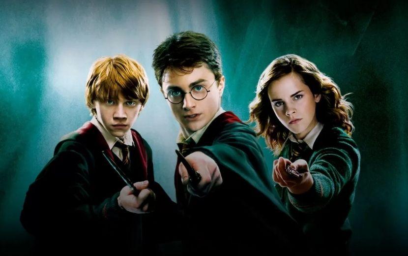 """Atores de """"Harry Potter"""" se reúnem em jogo de golfe e brincam: """"Você venceu desta vez, Weasley"""""""