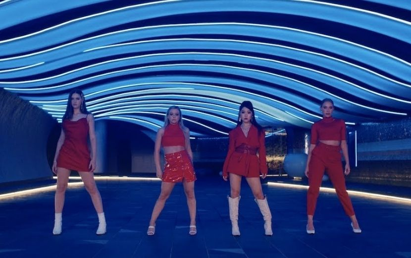"Now United divulga clipe poderoso para faixa ""Somebody"""