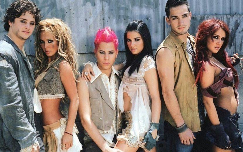 Músicas dos primeiros álbuns do RBD dominam o Top 50 do Spotify Brasil!