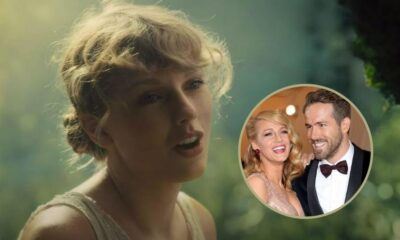 "Taylor Swift reage à ideia de filme sobre ""The Last Great American Dynasty"" com Blake Lively e Ryan Reynolds"