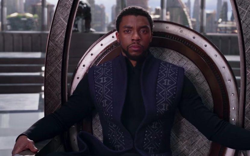 "Após morte de Chadwick Boseman, Marvel cancelará ""Pantera Negra 2"", diz site"