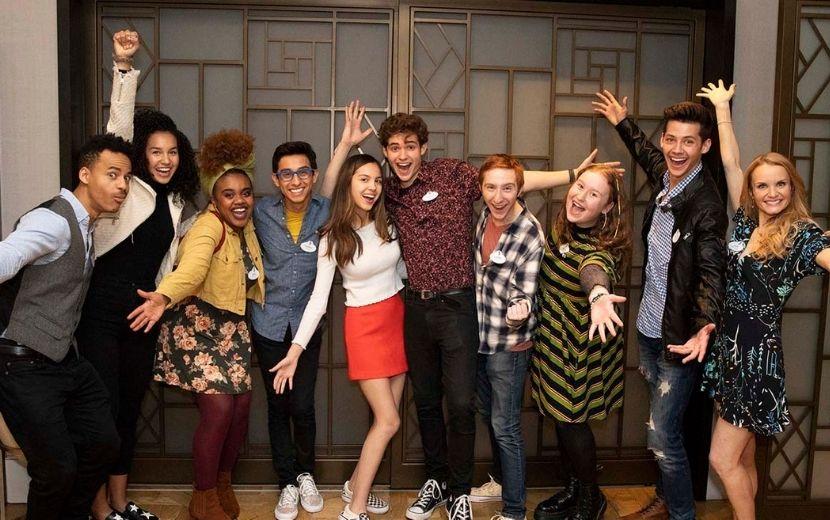 """Com estreia do Disney+ confirmada no Brasil, """"High School Musical: The Musical: The Series"""" ganha trailer dublado"""