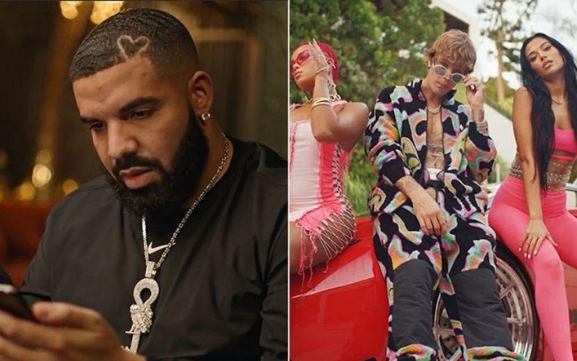 Justin Bieber faz aparição em clipe de DJ Khaled e Drake com seu estilo de 2014