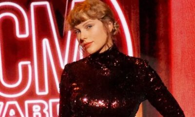 "Taylor Swift faz primeira performance de ""Folklore"" com ""Betty"" no ACM Awards 2020"