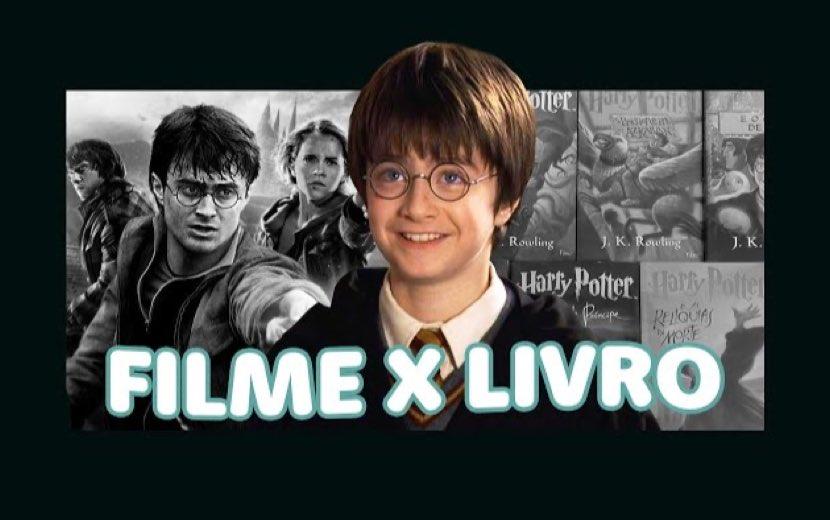 Harry Potter: 7 diferenças entre os filmes e os livros