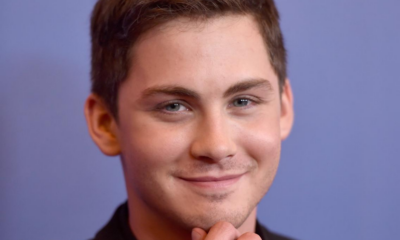 Logan Lerman aparece de visual novo e incendeia a web!