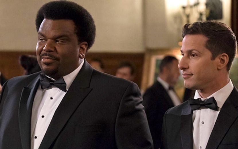 """Andy Samberg e Craig Robinson, de """"Brooklyn Nine-Nine"""", vão estrelar novo filme de comédia"""