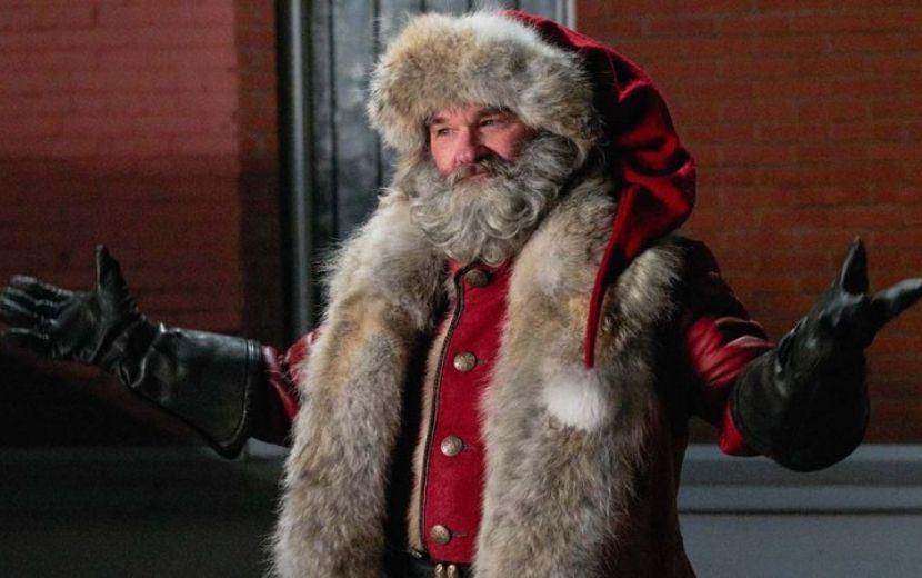 """Papai Noel vive novas aventuras no trailer oficial de """"Crônicas de Natal 2"""""""