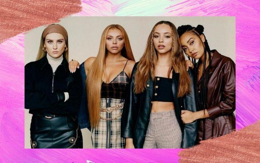 "Após de diagnósticos de Covid-19, Little Mix suspende produção do programa ""The Search"""