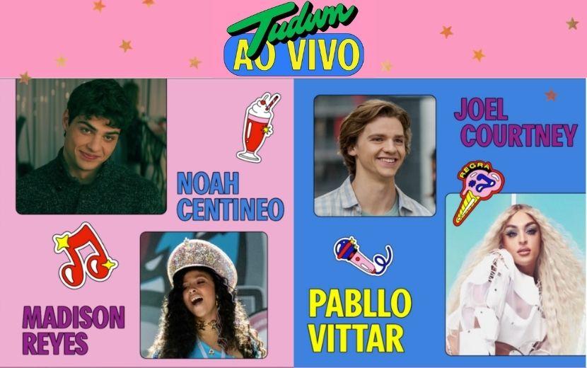 Noah Centineo, Anitta, Pabllo Vittar & mais: Netflix anuncia lineup do Tudum ao Vivo!