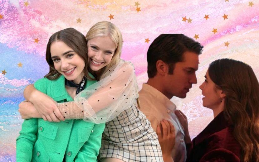 Emily em Paris: Lucas Bravo comenta como seria relacionamento de Emily e Camille na 2ª temporada