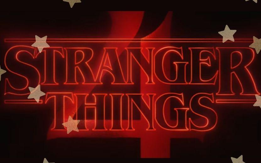 Stranger Things: gravações da 4ª temporada são retomadas!